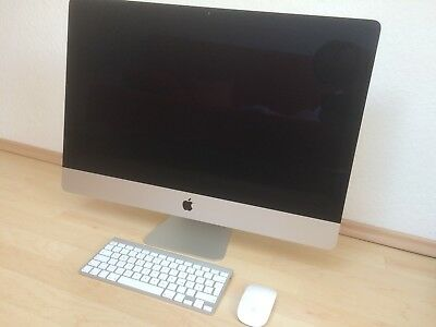 Apple iMac 27 Zoll (A1419 late 2012 2,9 GHz i5) Topzustand in OVP