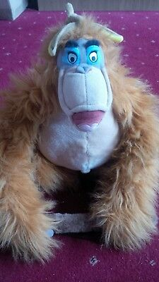 Hanging King Louie Jungle Book Soft Toy Plush L/g Hanging Simply Soft Collection