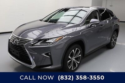 Lexus RX AWD 4dr SUV Texas Direct Auto 2016 AWD 4dr SUV Used 3.5L V6 24V Automatic AWD SUV