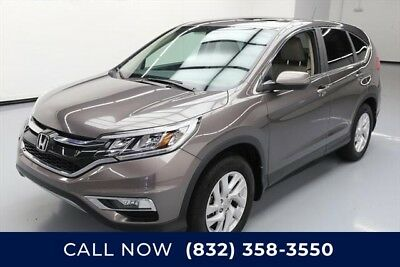 Honda CR-V EX Texas Direct Auto 2016 EX Used 2.4L I4 16V Automatic FWD SUV Premium