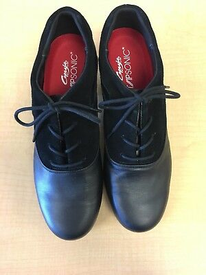 NEW Capezio K542 13.5M TapSonic Tap Shoes Black