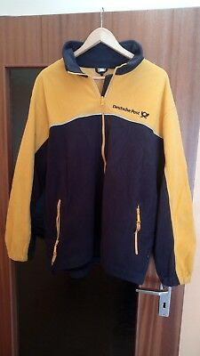 Deutsche Post Fleecejacke Gr 52/54