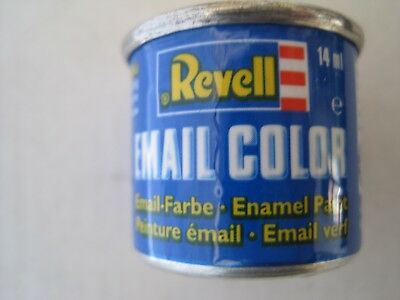 Revell Email Color Nr.99 aluminium metallic 14ml Dose (EUR 12,79/ 100ml)