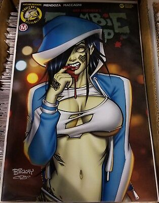 ZOMBIE TRAMP 47 BILL McKAY MEGACON EXCLUSIVE VARIANT NM