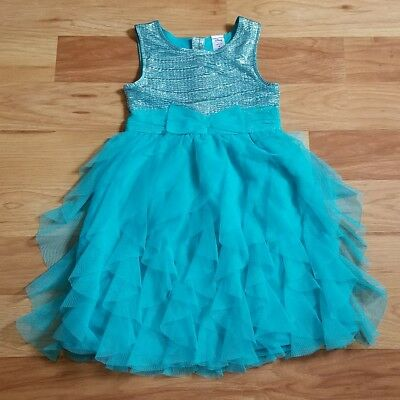 Disney Princess Dress With Tulle By Jumping Beans Size 6