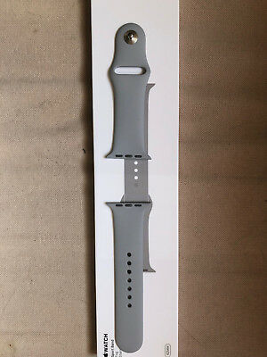Fog Colored 42mm Apple Watch Band Authentic Apple brand