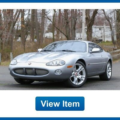 2002 Jaguar XKR Supercharrged Coupe 62K mi V8 Navigation Serviced 2002 Jaguar XKR Supercharrged Coupe 62K mi V8 Navigation Serviced Garaged!