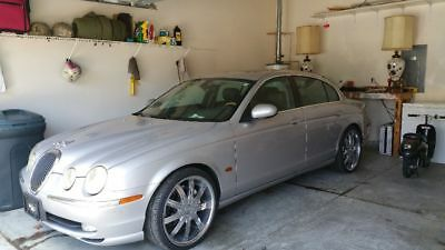 2003 Jaguar S-Type Loaded Base Model used cars for sale ebay motors