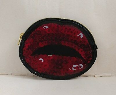 Undercover Jun Takahashi Undercoverism Red Lip Coins Pouch Bag (Japan Magazine)