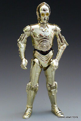 Star Wars C-3Po 18 Protocol Droid Revenge Of The Sith Collection Rots Loose