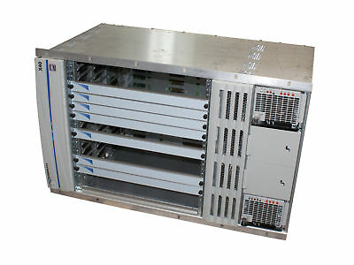 Crossbeam X40 Systems 001943 Chassis 4xPSU 1200W 14-slot