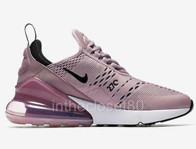 info for 75e89 237a1 Nike Air Max 270 GS BG Elemental Rose Light Purple Juniors Girls 943345-601
