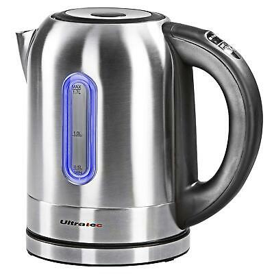 Ultratec Stainless Steel Kettle with LED Display USED