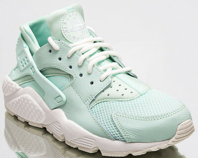 1473e84199f91 Nike Wmns Air Huarache Run SE New Women Shoes Igloo Summit White 859429-300