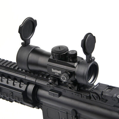 Tactical Riflescope 2x40 Green Red dot Airsoft Softair Hunting logo Bushnell