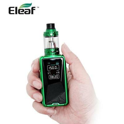 100% Authentic Eleaf Tessera Kit with ELLO TS Verdampfer Top Filling 150W