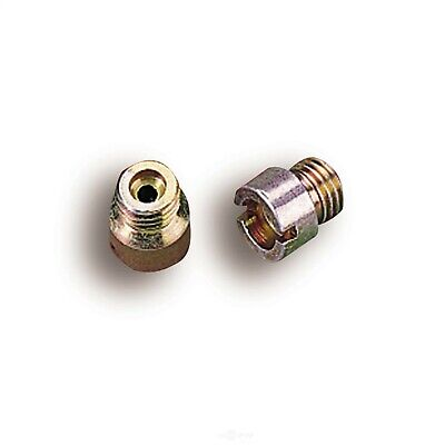 Holley Standard Main Jets Size # 80 Sold as Pair Holley QFT AED CCS 122-80