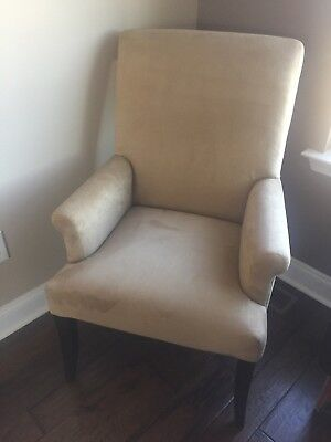 dining chairs 4 side chairs + 1 Rolled Arm chair Pottery Barn(5 chairs total)