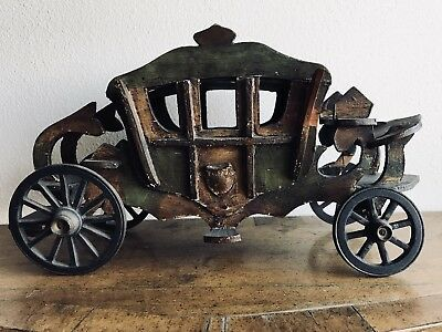 Wooden Carriage