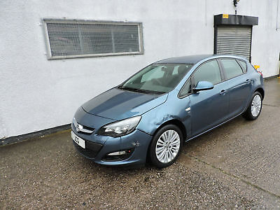 63 Vauxhall Astra 1.4i Energy Damaged Salvage Repairable 1 Owner!!!