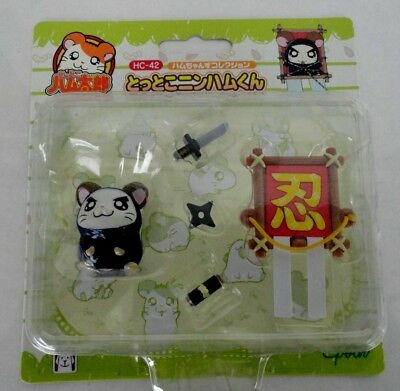 2001 Hamtaro Shopro Epoch Japan Original Hc-42 Min-Figure & Accessories New