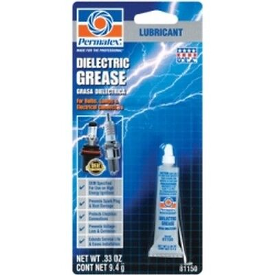 Dielectric Tune-Up Grease, 0.33 Ounce Tube Carded, Case of 6 Tubes PTX81150 New!