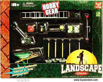 Landscape Series  - Hobby Gear 18432 - 1/24 & G Scale - by PHOENIX TOYS