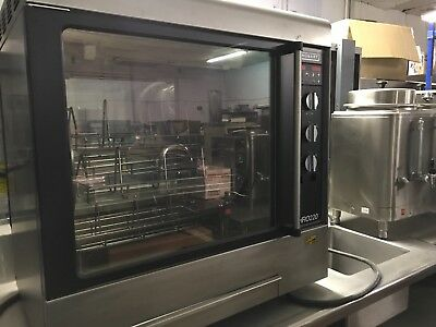 hobart HRO220 rotisserie Electric 220 volts 3ph