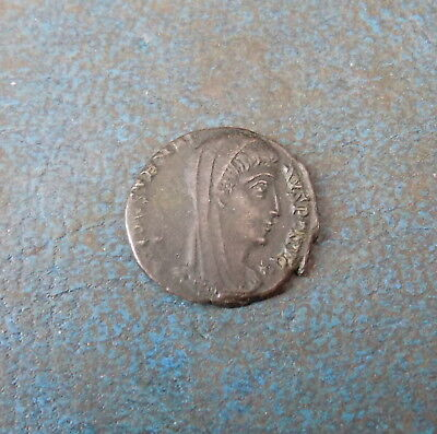 Rare Roman Coin Constantine I Ad 338 Ae 4 Thessalonika Mint Very Nice Condition