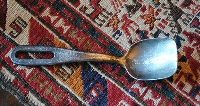 Antique Mills Brothers T.mills & Bro Phila Taffy Candy Spreading Stir Spoon Rare