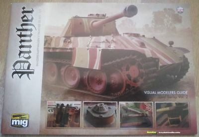 Ammo by Mig Panther - Visual Modelers Guide (Englische Ausgabe)