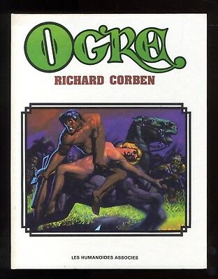 Ogre Corben Edition Humanoids Related 1979 Eo