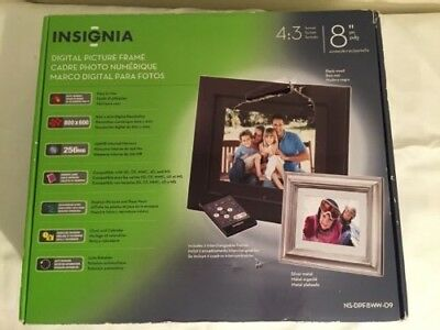 Insignia 8 Digital Picture Frame Choice Image - origami instructions ...