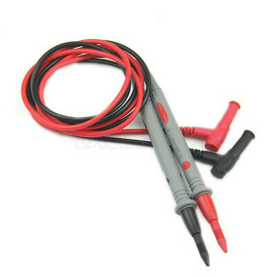 Universal Digital Multimeter Multi Meter Test Lead Probe Wire Pen Cable