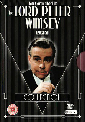 Lord Peter Wimsey Collection NEW PAL Series 10-DVD Set Ian Carmichael