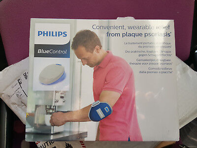 Psoriasis Light Phillips Blue Control Plaque Wearable Relief Brand New In Box