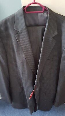 Mens Suit Fred Bracks label 46 Jacket 102 Pants