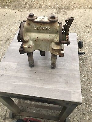 Ingersoll Rand Air Drilling Rig Track Motor Controls Incomplete Inc Vat