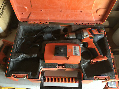 Fein ABS18v Drill/Driver body only in case with charger