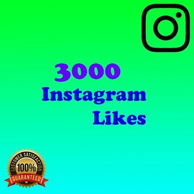 3000 Instàgram Likes | Cheapest on Ebay | Quick Delivery