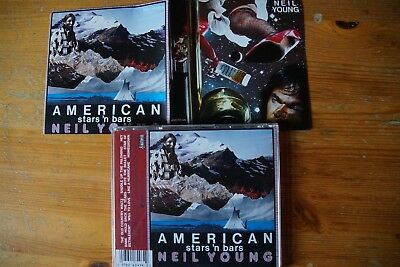 Neil Young - CD - American Stars n` Bars  -  sehr gut