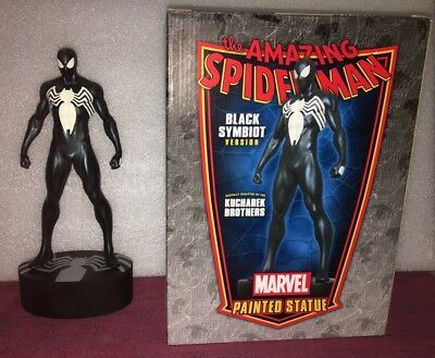 Amazing Spider-Man Black Symbiote Museum Statue Bowen Designs MINT