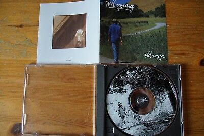 Neil Young  -  CD  -  Old Ways  -  sehr gut