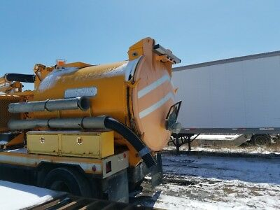 1998 Vac Con sewer cleaner  industrial vac truck