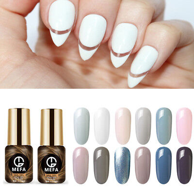 Mefa 8Ml Uv Led Gel Smalto Unghie Nail Polish Art Manicure Pedicure 108 Colore