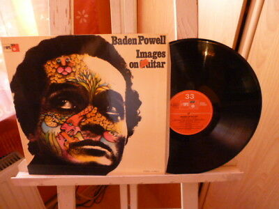 Baden Powell - Images on Guitar - BASF / MPS