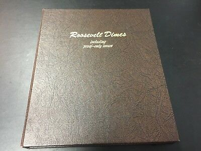 ~* Complete Bu Roosevelt Dimes Set, 1946-1964, With Extras ~*
