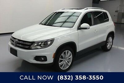 Volkswagen Tiguan 2.0T SE 4Motion 4dr SUV AWD Texas Direct Auto 2016 2.0T SE 4Motion 4dr SUV AWD Used Turbo 2L I4 16V AWD SUV