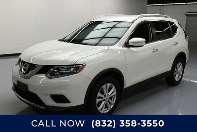 Nissan Rogue SV 4dr Crossover Texas Direct Auto 2015 SV 4dr Crossover Used 2.5L I4 16V Automatic FWD SUV