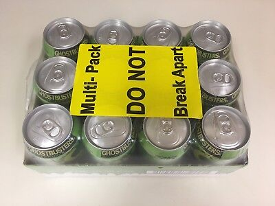 Hi-C Ecto Cooler 12 pack  Ghostbusters Limited Supply